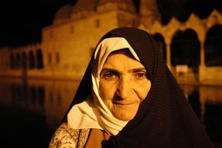 Kurdistan woman - Hurfa