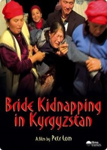 Film poster - Bride Kidnapping in Kyrgyzstan