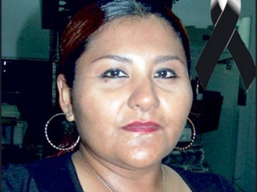 Journalist Ms. Yolanda Ordaz de la Cruz