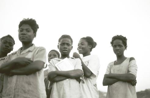 Zambian girls photo