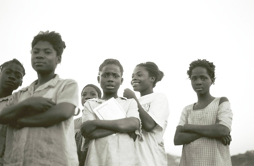 Zambian girls photo
