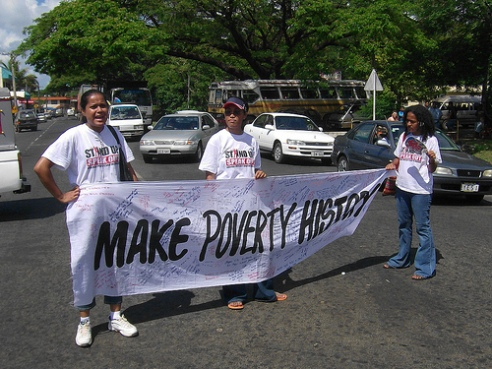Fiji women activists