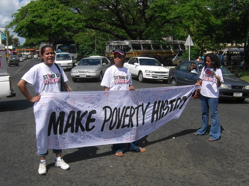 Fiji women activists