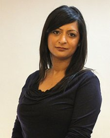 Portrait of Nita Bhalla