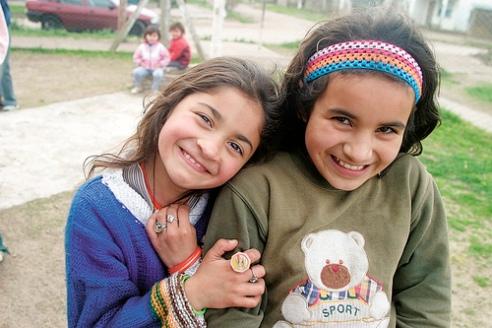 Girl children Argentina