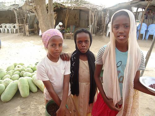 Children in the capital city of Asmara, Eritrea, May 27, 2011