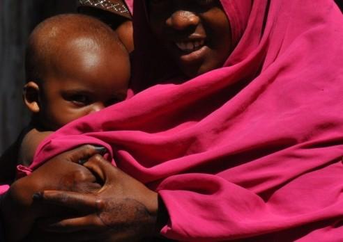Qurbani campaign in Somalian refugee camps, Eid Al Adha 2011