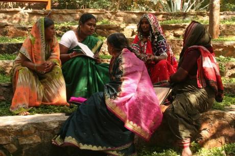 Dalit of rural regions of Uttar Pradesh, India