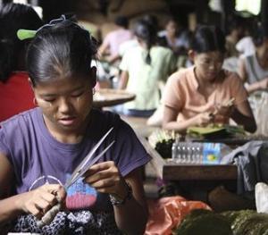 burmese women for american