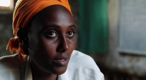 Child bride shares her life experience