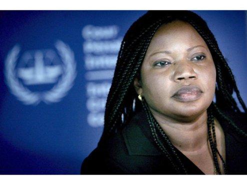 ICC Chief Prosecuter at The Hague, Fatou Bensouda