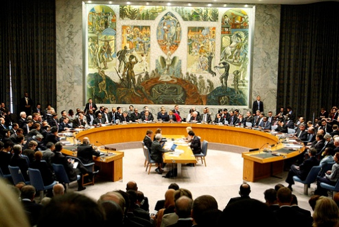 United Nations Security Council Summit on Nuclear Non-proliferation and Disarmament