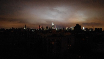 Is Hurricane Sandy and example of the