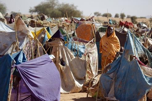 Darfur IDP Camp