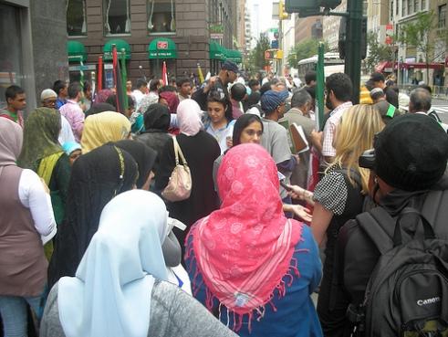 Muslim Day Parade New York 2010