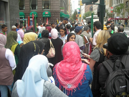 Muslim Day Parade New York 2010