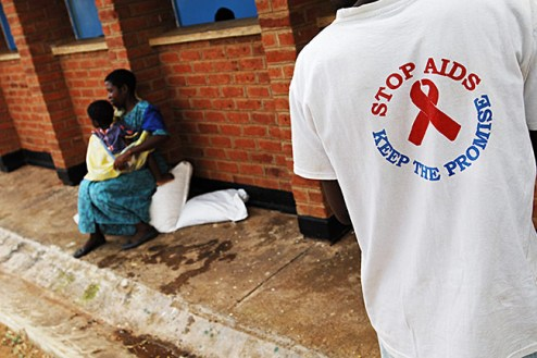 South Africa HIV/AIDS prevention program with Doctors Without Borders