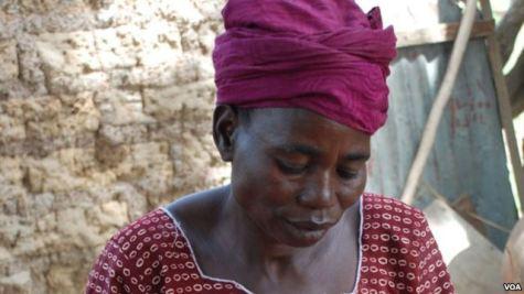 Portrait of Aminata Rabo