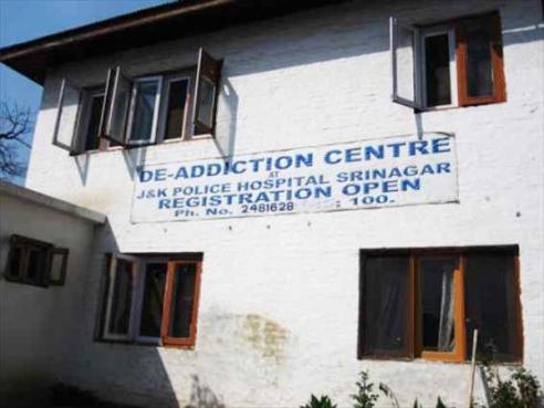 Srinagar, Kashmir De-Addiction Center