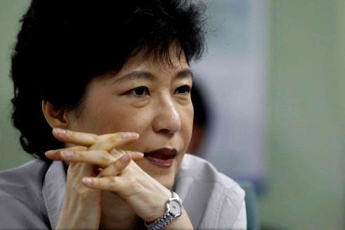 Ms Park Geun-hye