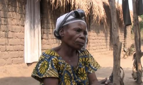 DRC - Democratic Republic of Congo woman survivor of violence