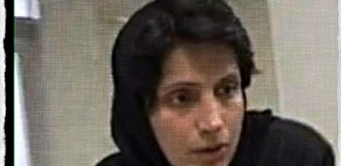 Imprisoned Iranian human rights attorney Nasrin Sotoudeh