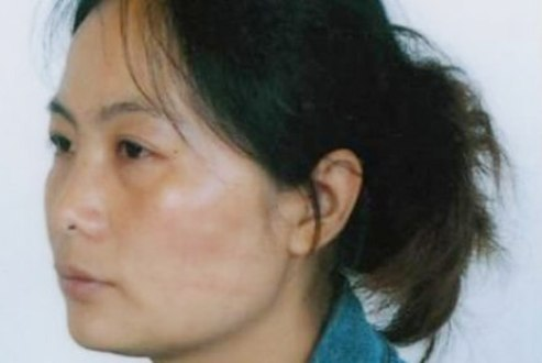 Chinese death row inmate Ms. Li Yan