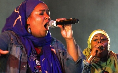 Image from HipHop Hijabis film