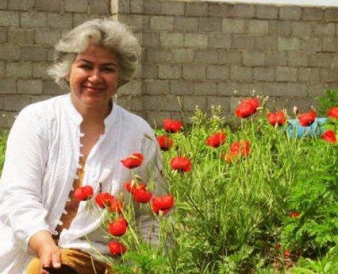Iranian human rights defender Ms. Mansoureh Behkish