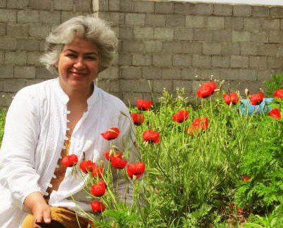 Iranian human rights defender Ms. Mansoureh Behkish