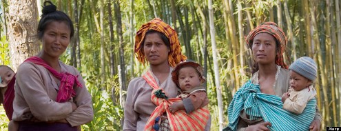 global mothers image from HuffPost