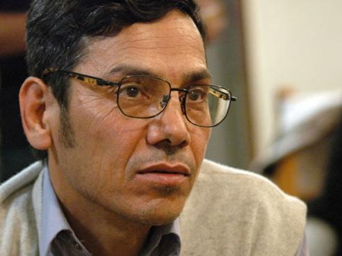 Imprisoned Iranian human rights attorney Mr. Abdolfattah Soltani