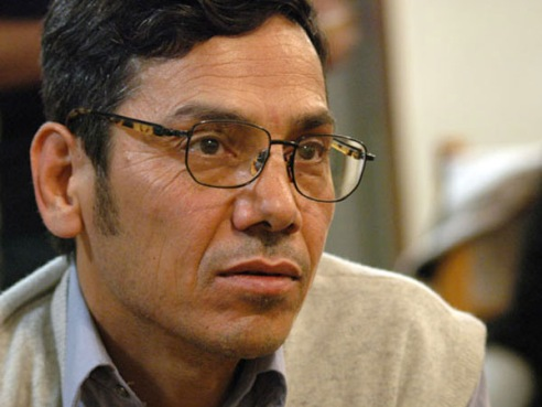 Imprisoned Iranian human rights attorney Mr. Abdolfattah Soltani