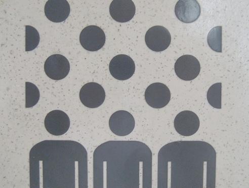 Crowd icon graphic