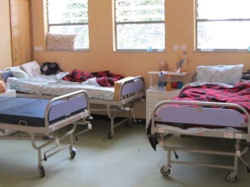 Ethiopia TB clinic