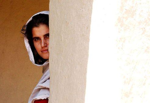 Pashtun woman Kabul, Afghanistan
