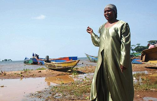 Namaganda has turned into a beacon of hope for Katosi women. PHOTO/Gerald Tenywa