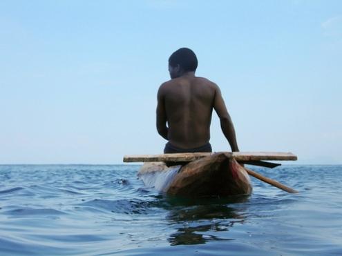 Malawian fisherman