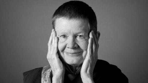 Buddhist nun and teacher Pema Chodron