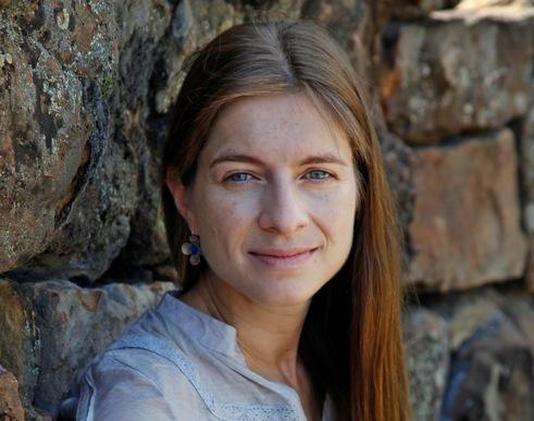 Journalist Anna Badkhen
