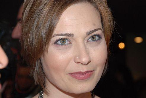 Singer Mira Awad