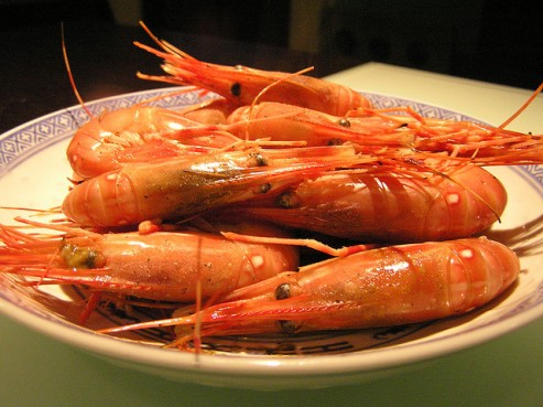 Vietnamese shrimp