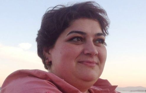 "517 azerbaijan rferljournalist khadijaismayilova imagerferl Azerbaijani Women Who Don't Belong at ""Home"""