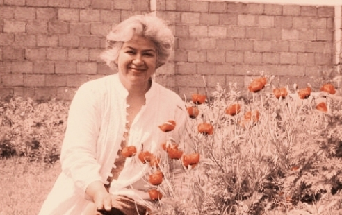 Ms. Mansoureh Behkish Iranian human rights advocate and former political prisoner