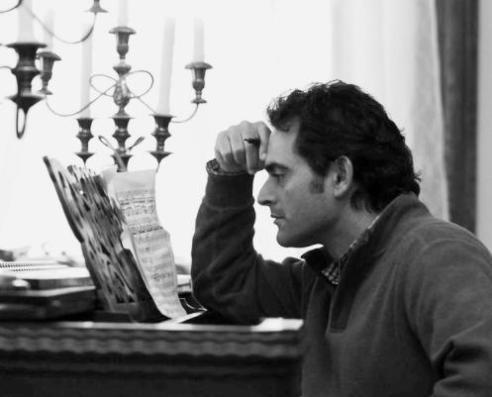 Syrian composer Malek Jandali