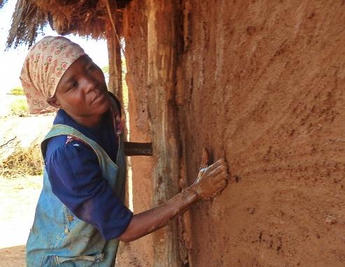 Botswanan woman