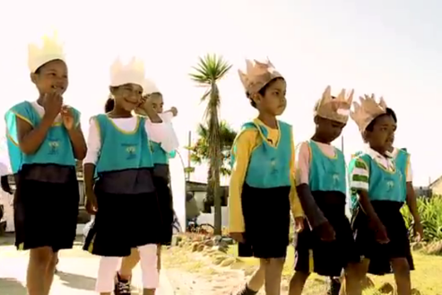 Braai Day South Africa children