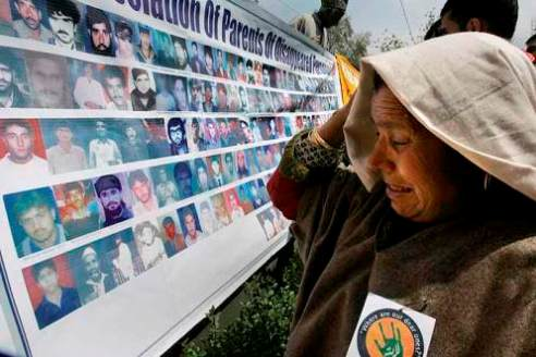 Kashmir mother of one of The Disappeared