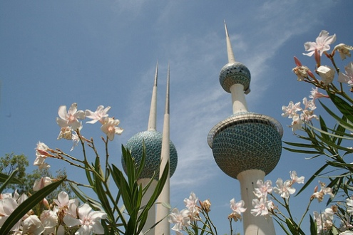 The Towers in Kuwait City