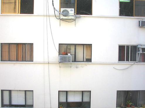 Tenement apartments Caracas, Venezuela